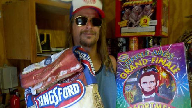 Kid Rock, ready for summer