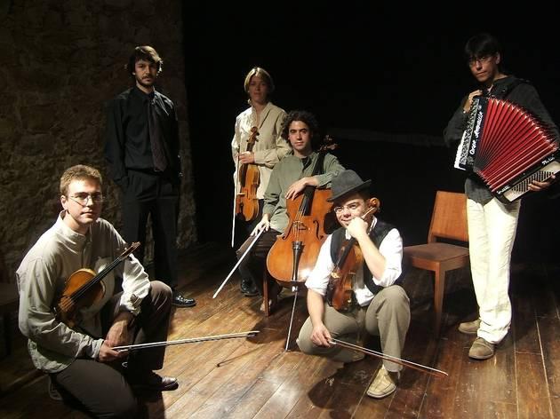 Vespres al Museu: Quartet Brossa