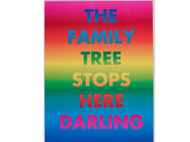A Rainbow Aphorism, 1994