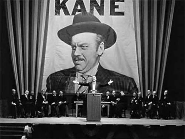 Cinema al fresco: Citizen Kane