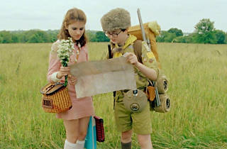 Cinema a la fresca 2014: Moonrise Kingdom