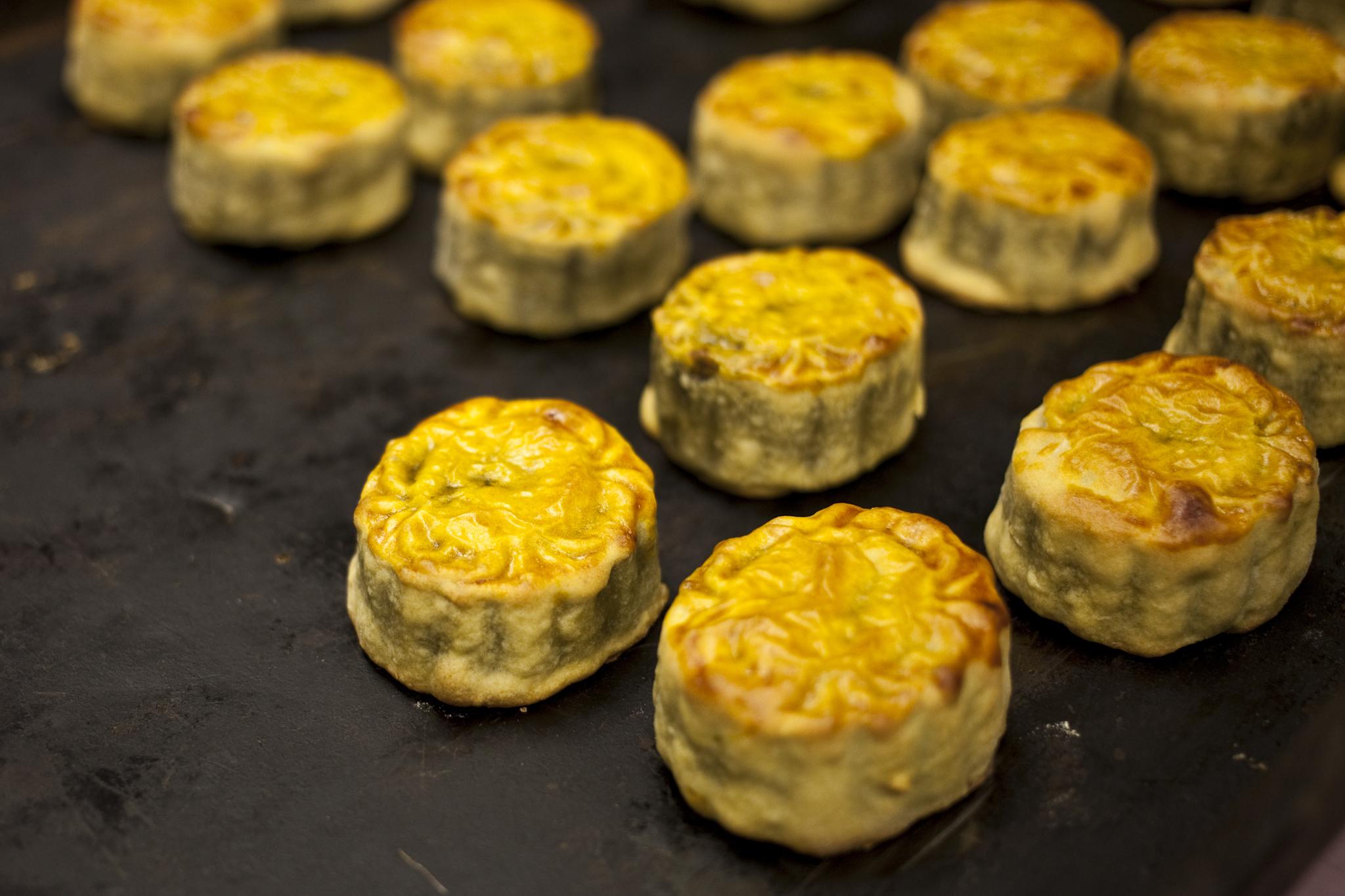 New Golden Fung Wong Bakery
