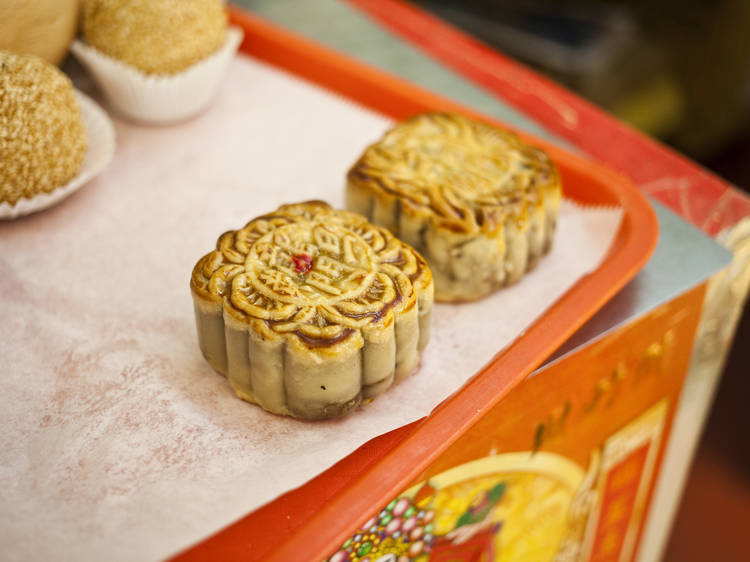 The best Chinese bakeries in NYC