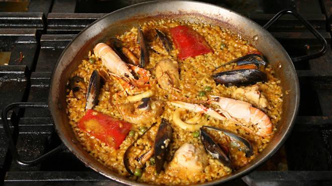 Barcelona's best paellas!