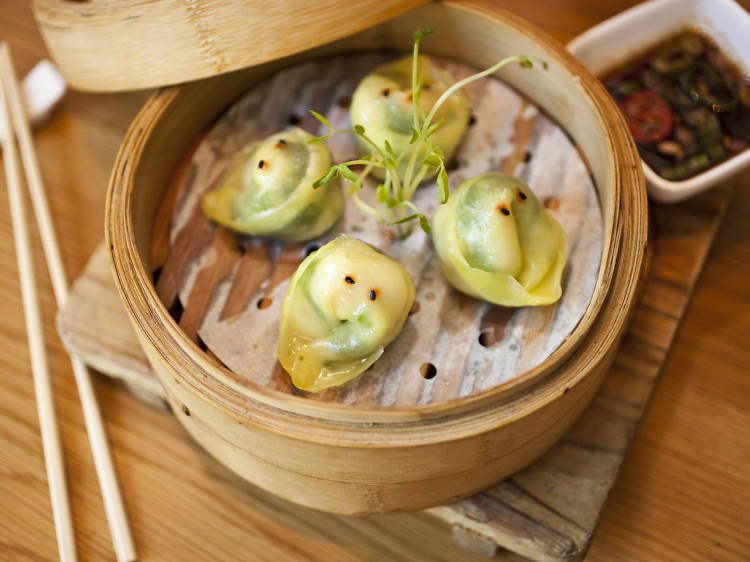 Check out the best restaurants for dim sum in NYC