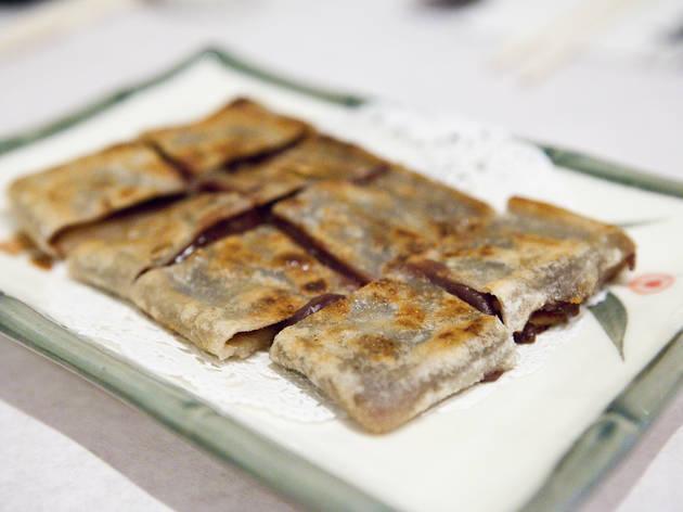 Shanghai Red Bean Cakes at 456 Shanghai