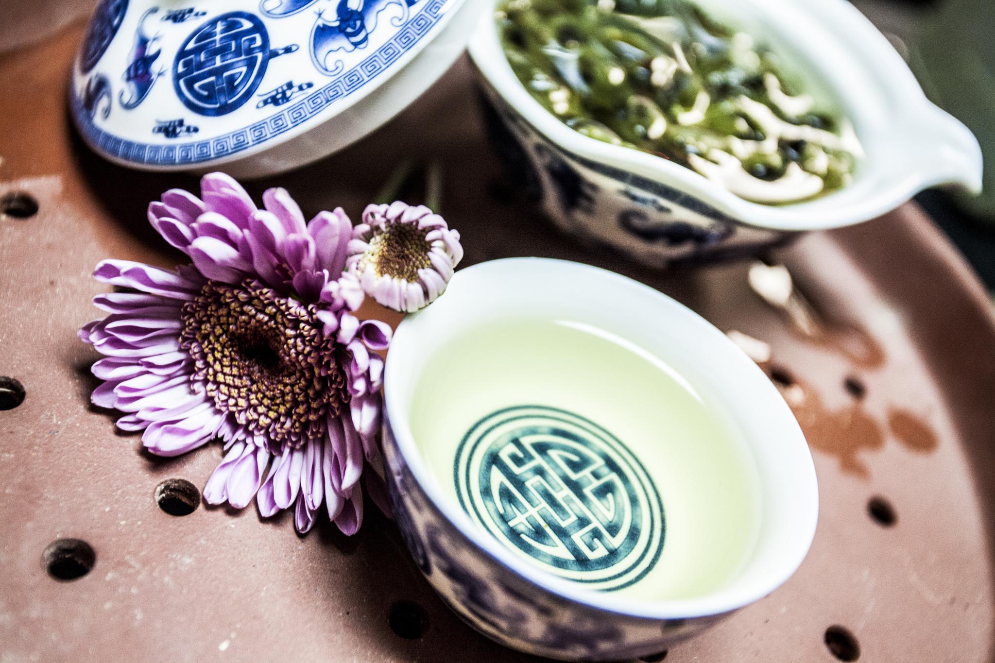 Tea shop: Sun's Organic Garden