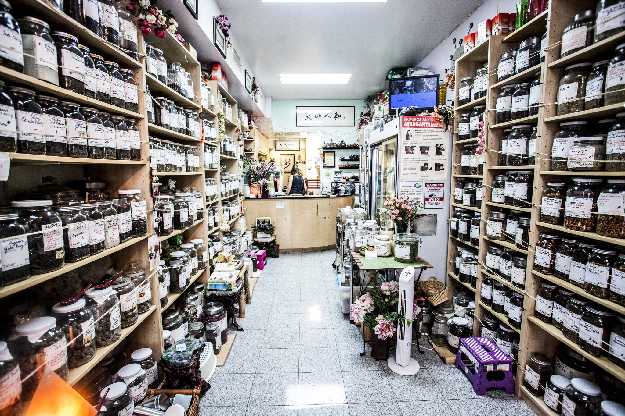 Shop for Asian tea remedies at Sun's Organic Garden