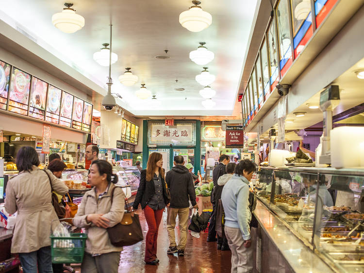 Deluxe Food Market
