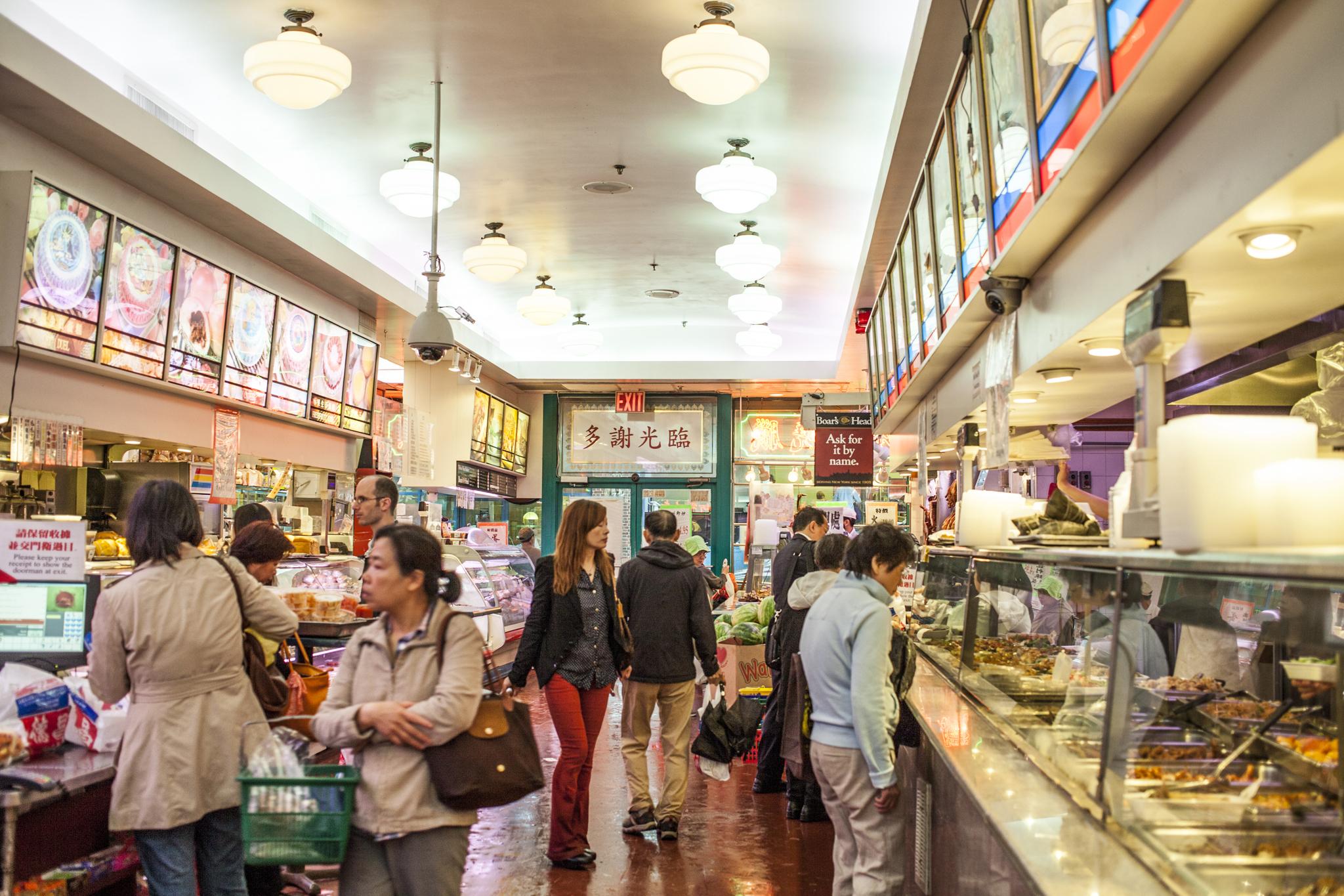 Market: Deluxe Food Market