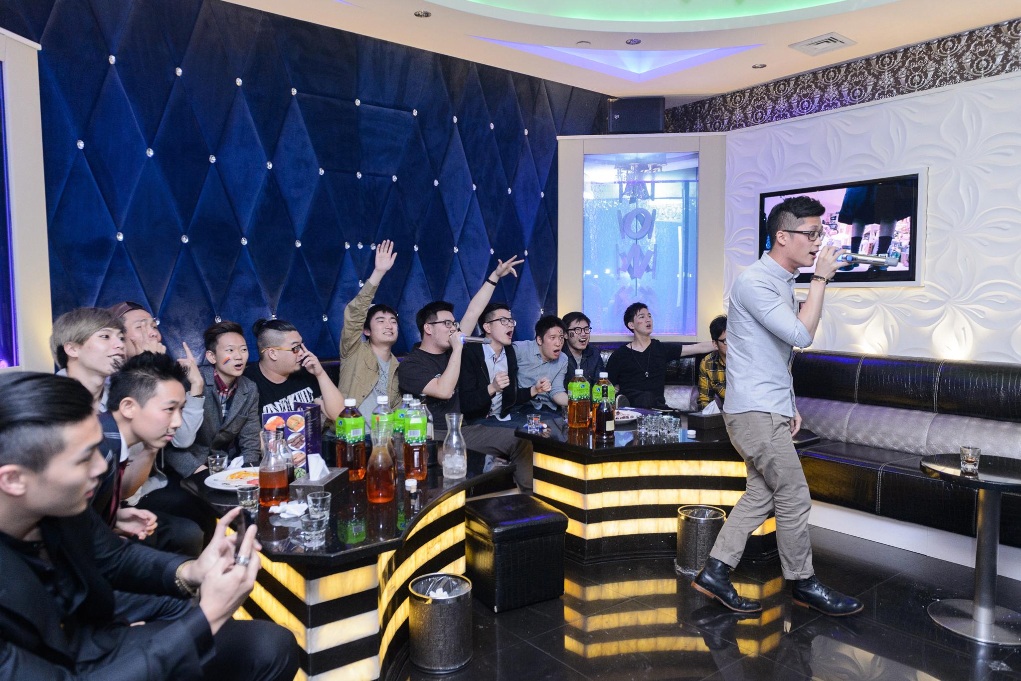 Karaoke: K-One KTV