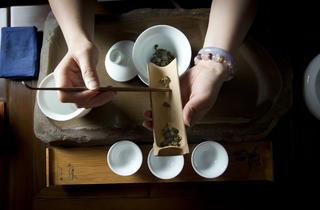 Fang Gourmet Tea (Photograph: Todd Coleman)