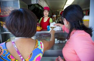 Zhu Ji Dumpling Stall (Photograph: Todd Coleman)