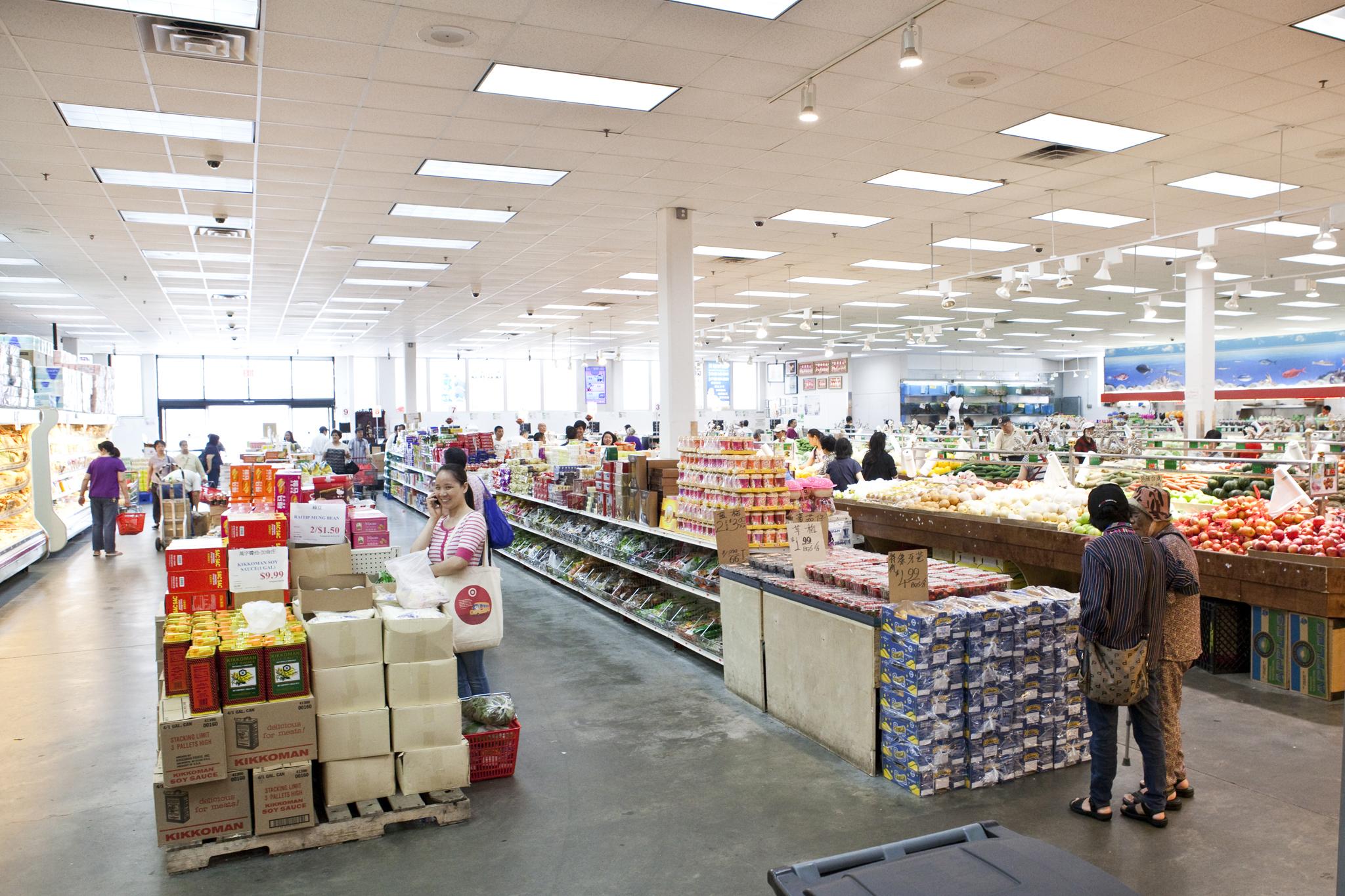 Market: Fei Long Market