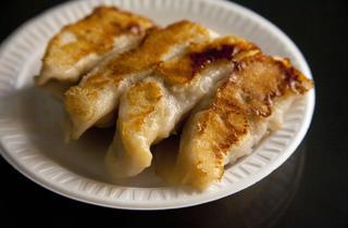 Fried dumplings at Kai Keng Fu Dumpling House