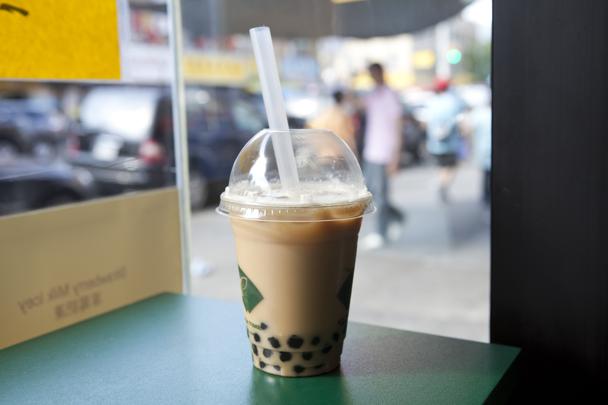 Bubble tea: Ten Ren Tea
