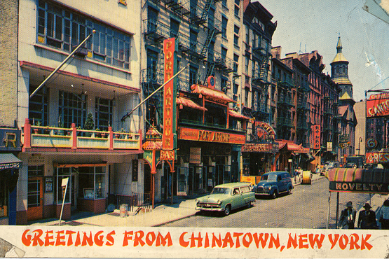 Event: Chinatown History