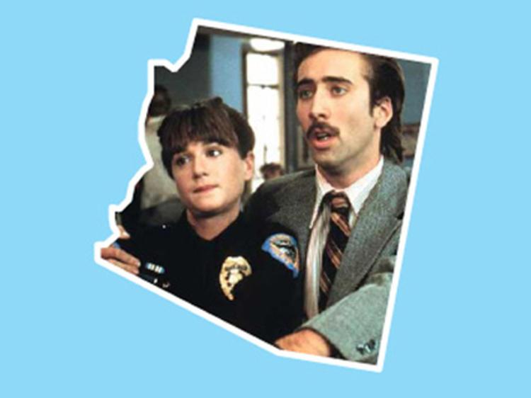 Arizona: Raising Arizona (1987)