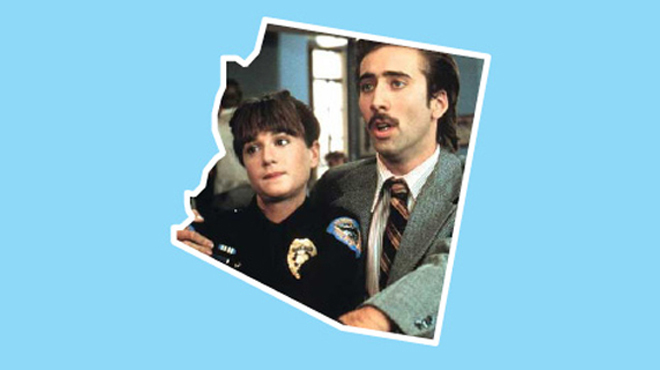 Arizona: Raising Arizona (1987)