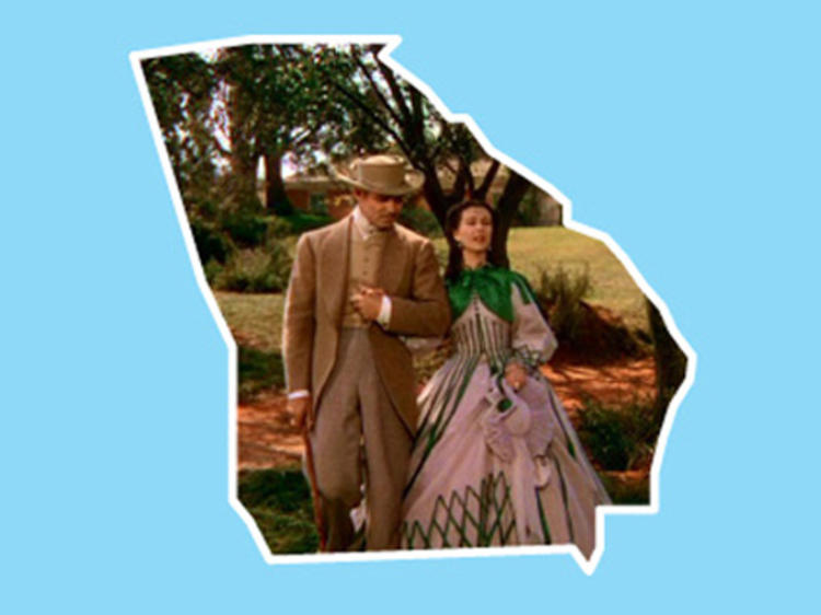 Georgia: Gone with the Wind (1939)