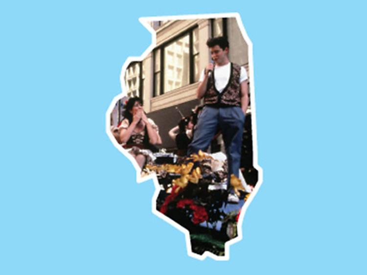 Illinois: Ferris Bueller's Day Off (1986)