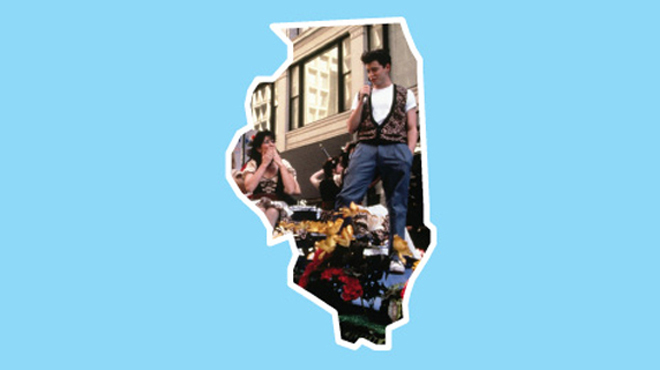 Illinois: Ferris Bueller's Day Off (1986)