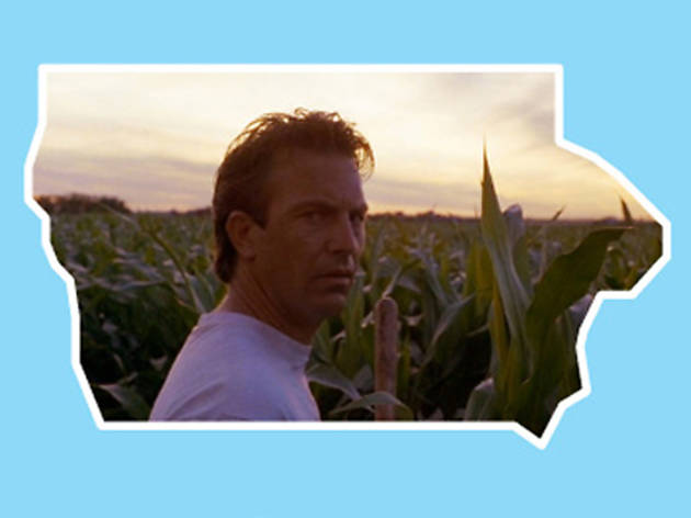 Iowa: Field of Dreams (1989)