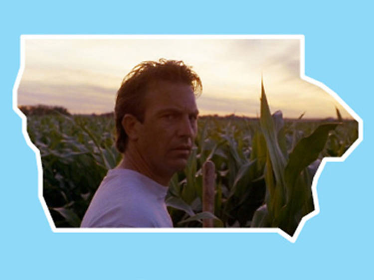 Iowa: Field of Dreams (1989)
