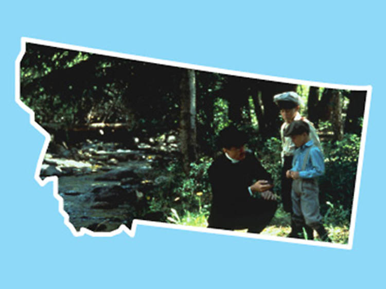 Montana: A River Runs Through It (1992)