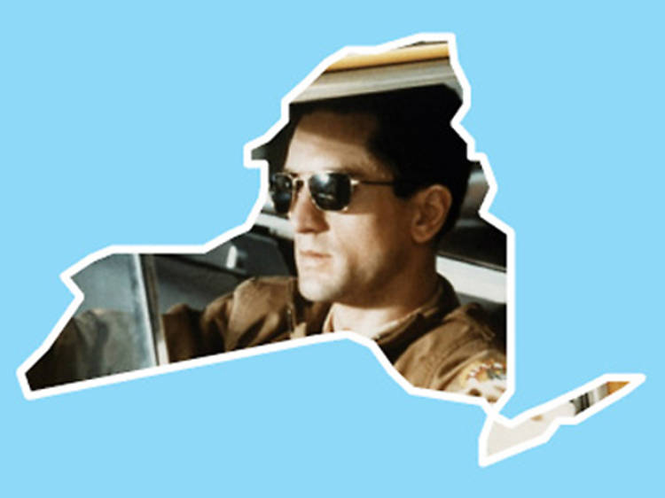 New York: Taxi Driver (1976)