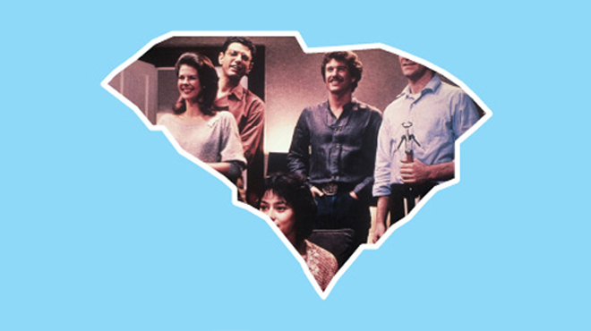 South Carolina: The Big Chill (1983)