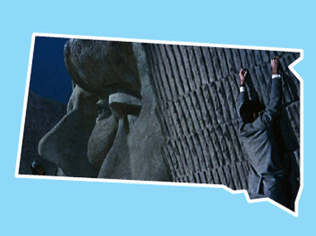 South Dakota: North by Northwest (1959)