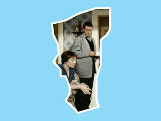 Vermont: The Trouble with Harry (1955)