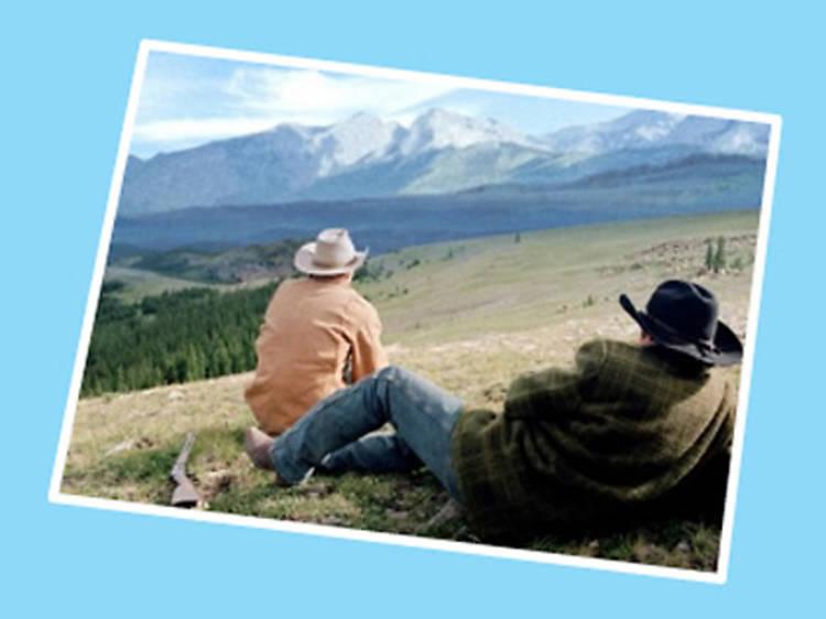 Wyoming: Brokeback Mountain (2005)