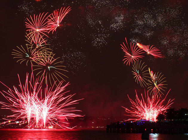 4th of July events in NYC