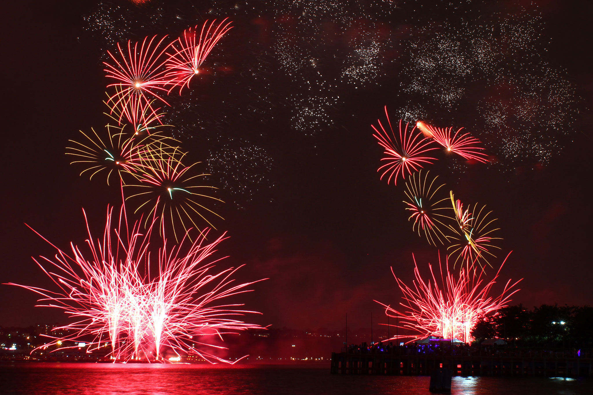Fourth of July events in New York City