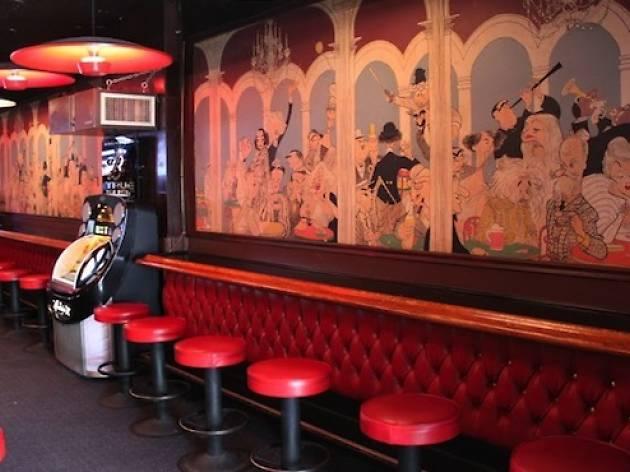 Frolic Room Bars In Hollywood Los Angeles