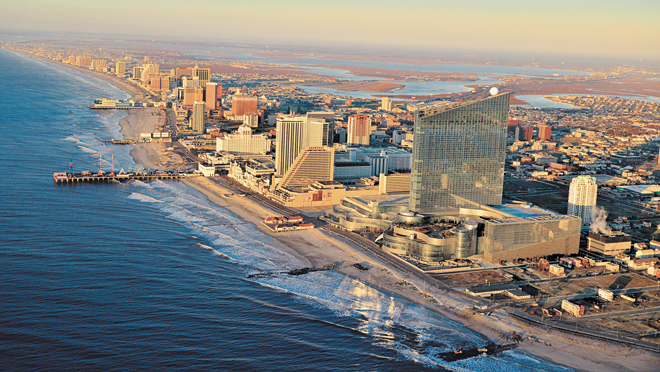 Atlantic City visitors guide