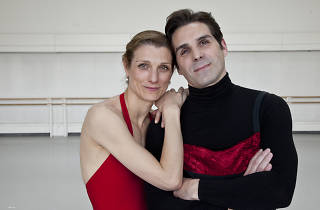 Yuri and Zenaida Yanowsky