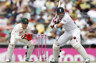 Live Cricket: The Ashe