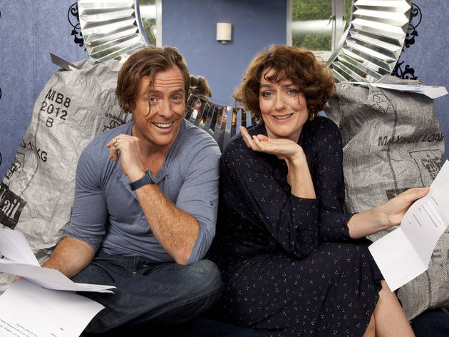 Toby Stephens, Anna Chancellor, Private Lives