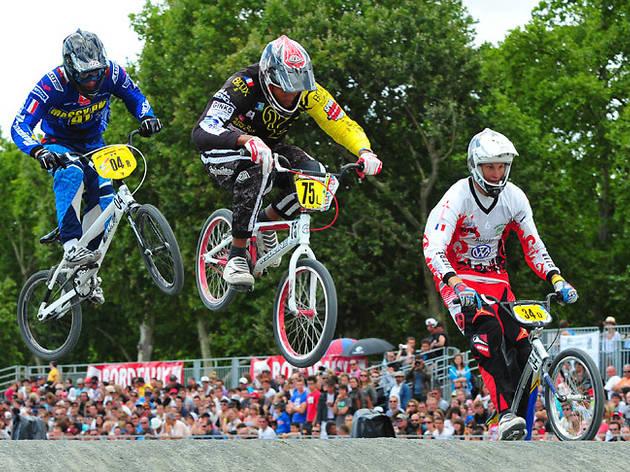 Championnats de France de BMX