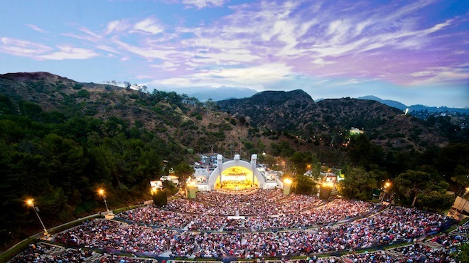 Check out summer jazz at the Bowl