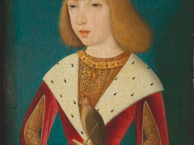 Portrait de Philippe Le Beau