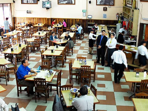 Café La Habana (Foto: Roberto Beltrán)