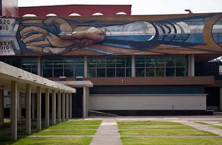 Ciudad Universitaria (Foto: Alejandra Carbajal)
