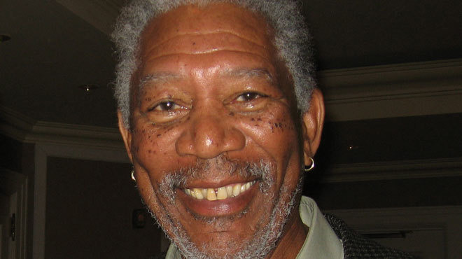 Morgan Freeman (March of the Penguins, 2005)