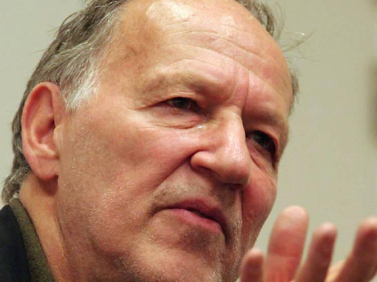 Werner Herzog entrou na série para financiar um filme