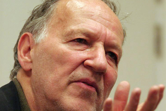 Werner Herzog (Encounters at the End of the World, 2007; Grizzly Man, 2005)