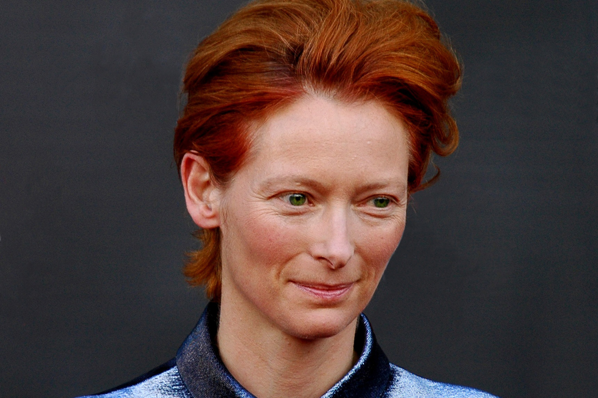 Tilda Swinton (Climate of Change, 2010)